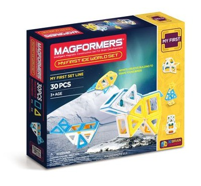 Magformers, Ice World Set, 30 pieces  -