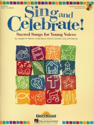 Sing and Celebrate! Sacred Songs for Young Voices   -
