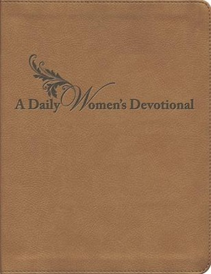 A Daily Women's Devotional - eBook  -