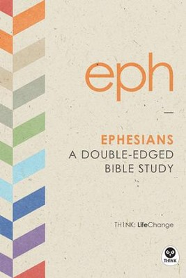 Ephesians: A Double-Edged Bible Study - eBook  -