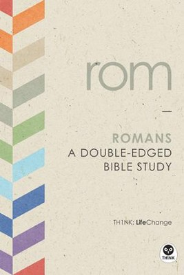 Romans: A Double-Edged Bible Study - eBook  -