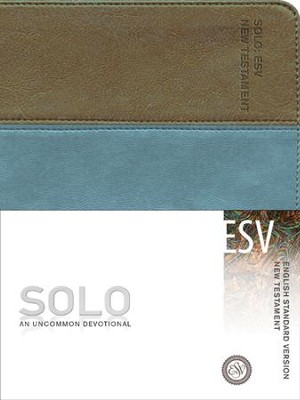 Solo ESV New Testament - eBook  -