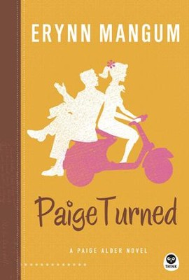 Paige Turned: A Paige Alder Novel - eBook  -     By: Erynn Mangum