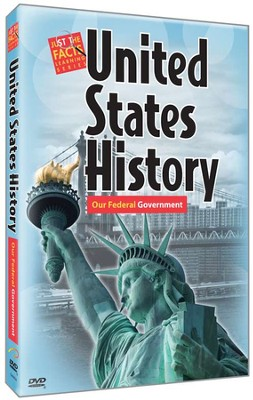 U.S. History : Our Federal Government DVD  -
