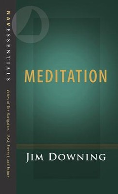 Meditation - eBook  -     By: James Downing