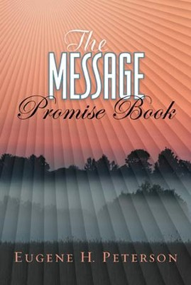 The Message Promise Book - eBook  -     By: Eugene H. Peterson