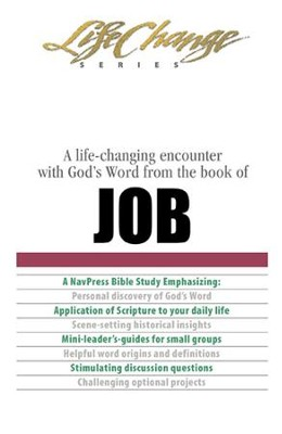 Job, LifeChange Bible Study - eBook   -