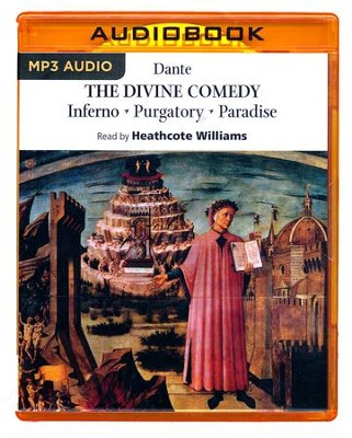 The Divine Comedy: Inferno / Pergatory / Paradise - audio book on MP3-CD  -     By: Dante Alighieri
