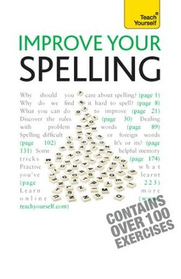 Improve Your Spelling: Teach Yourself / Digital original - eBook  -     By: Elspeth Summers