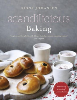 Scandilicious Baking / Digital original - eBook  -     By: Signe Johansen