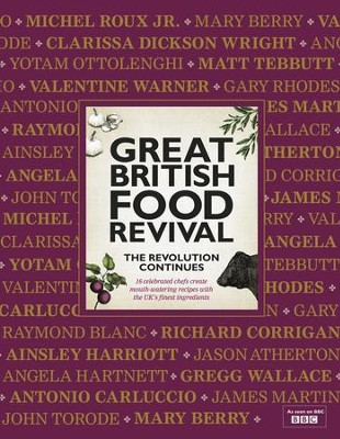 Great British Food Revival                                       -     By: Blanche Vaughan