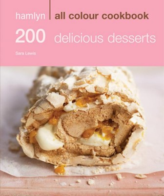 200 Delicious Desserts / Digital original - eBook  -     By: Sara Lewis