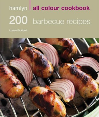 200 Barbecue Recipes / Digital original - eBook  -     By: Louise Pickford