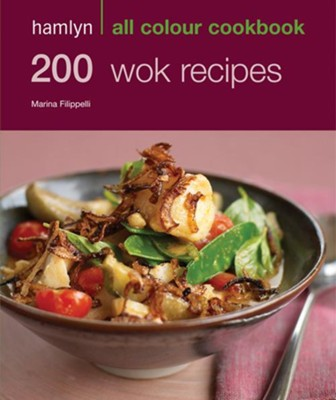 200 Wok Recipes / Digital original - eBook  -     By: Marina Filippelli