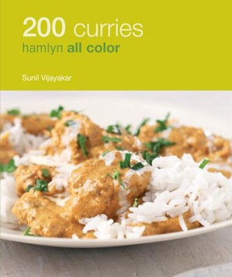 200 Curries: Hamlyn All Colour Cookbook / Digital original - eBook  -     By: Sunil Vijayakar