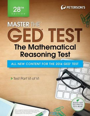 Master the GED Test: The Mathematics Test: Part VI of VI - eBook  -