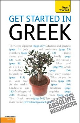 Get Started In Greek: Teach Yourself / Digital original - eBook  -     By: Aristarhos Matsukas