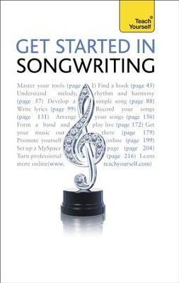 Get Started In Songwriting: Teach Yourself / Digital original - eBook  -     By: Sam Inglis