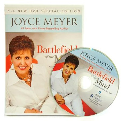 Battlefield of the Mind DVD   -     By: Joyce Meyer