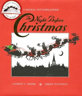 The Night Before Christmas  -     By: Clement C. Moore     Illustrated By: Niroot Puttapipat