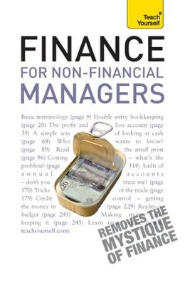 Finance for Non-Financial Managers: Teach Yourself / Digital original - eBook  -     By: Roger Mason