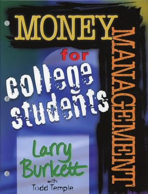 Money Management Workbook for College Students   -     By: Larry Burkett