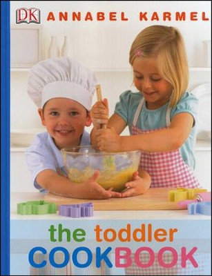 The Toddler Cookbook  -