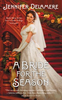 A Bride for the Season - eBook  -     By: Jennifer Delamere