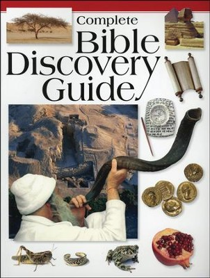 Complete Bible Discovery Guide  -