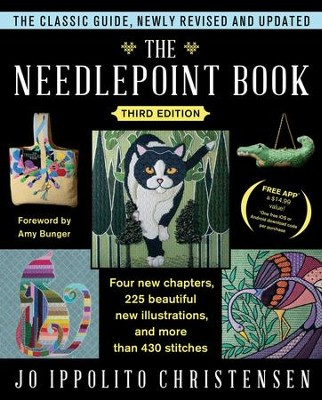 The Needlepoint Book: New Revised and Updated Third Edition - eBook  -     By: Jo Ippolito Christensen