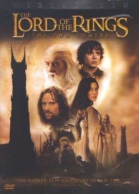 The Lord of the Rings: The Two Towers (2002), DVD   -