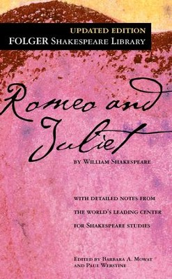 Romeo and Juliet - eBook  -     By: William Shakespeare