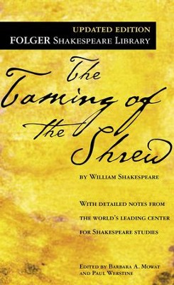 The Taming of the Shrew - eBook  -     By: William Shakespeare