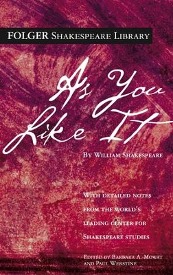 As You Like It - eBook  -     By: William Shakespeare