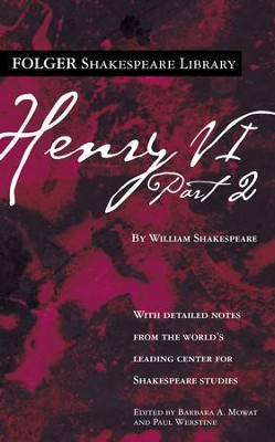 Henry VI Part 2 - eBook  -     By: William Shakespeare