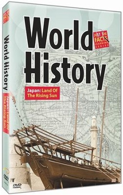 World History: Japan: Land Of The Rising Sun 2 DVDs  -