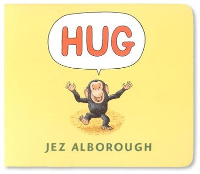 Hug: Board Book   -     By: Jez Alborough