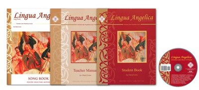 Lingua Angelica 1 Set   -     By: Cheryl Lowe