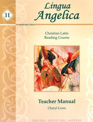 Lingua Angelica 2 Teacher Manual   -     By: Cheryl Lowe, Paul O'Brien