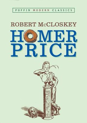Homer Price - eBook  -     By: Robert McCloskey
