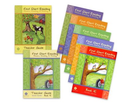 First Start Reading: Phonics, Reading & Printing   -     By: Cheryl Lowe