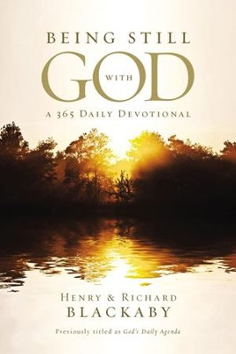 Being Still With God Every Day - eBook  -     By: Henry Blackaby