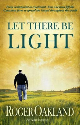 Let There Be Light  - Slightly Imperfect  -     By: Roger Oakland