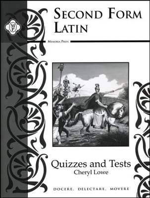 Second Form Latin, Quizzes and Tests   -     By: Cheryl Lowe