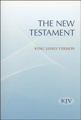 KJV Economy New Testament   -