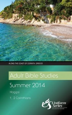 Adult Bible Studies Summer 2014 Student - eBook  -     By: Lori Broschat