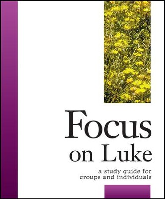 Focus on Luke - eBook  -     By: Carol Cheney Donahoe