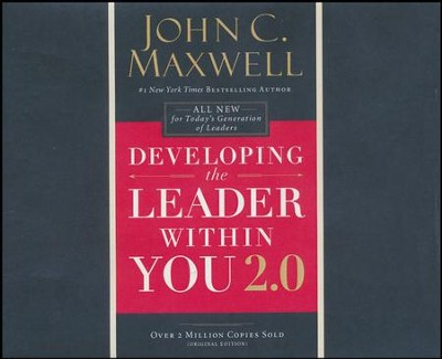 Developing the Leader Within You - unabridged edition on CD  -     By: John C. Maxwell