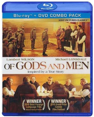 Of Gods and Men, Blu-ray/DVD Combo    -
