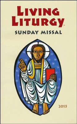 Living Liturgy Sunday Missal 2015  -